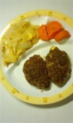 おかもとまり 公式ブログ/料理:カレーハンバーグ 画像1