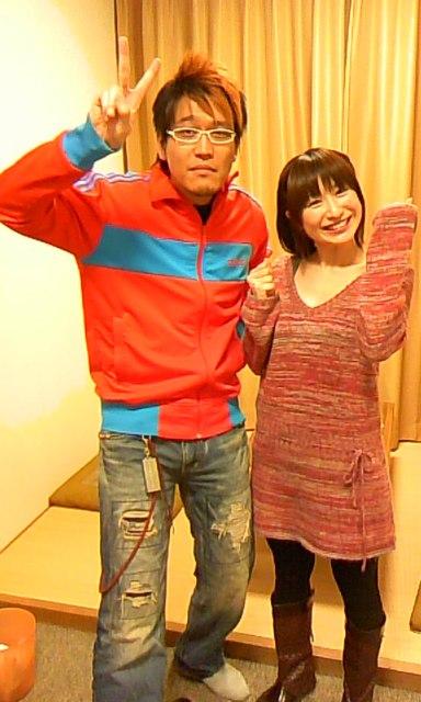 おかもとまり 公式ブログ/古坂大魔王さんと☆ 画像1