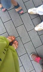 おかもとまり 公式ブログ/新橋で撮影。。 画像2