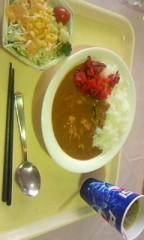 おかもとまり 公式ブログ/食事:ゆりカレー 画像2