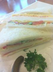 おかもとまり 公式ブログ/サンドイッチ情報 画像1