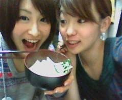 おかもとまり 公式ブログ/食事:ごま豆乳鍋 画像1