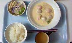 おかもとまり 公式ブログ/今日の大学の学食 画像1