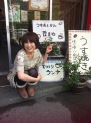 おかもとまり 公式ブログ/長野の『うす焼き』 画像1