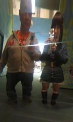 おかもとまり 公式ブログ/東京タワーにて、松村さんと。 画像2