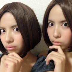 おかもとまり 公式ブログ/ふたごちゃんに米倉涼子さん風メイク 画像2