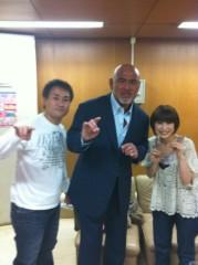 おかもとまり 公式ブログ/W武藤敬司さん 画像1