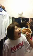 おかもとまり 公式ブログ/食事:あったか鯛焼き 画像1