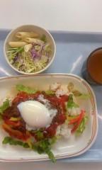 おかもとまり 公式ブログ/料理:今日の学食 画像1