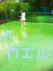 おかもとまり 公式ブログ/テニス 画像2