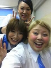 おかもとまり 公式ブログ/直美さん、バービーさん 画像1