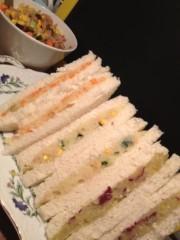 おかもとまり 公式ブログ/サンドイッチ 画像3