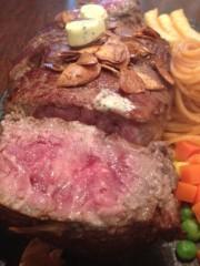 おかもとまり 公式ブログ/ジモンさんと肉 画像3