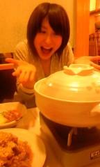 おかもとまり 公式ブログ/食事:会津の、あったか鍋 画像1