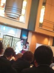 おかもとまり 公式ブログ/松丘さんと赤プルさんの披露宴 画像1