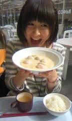 おかもとまり 公式ブログ/今日の大学の学食 画像2