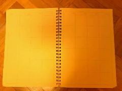 おかもとまり 公式ブログ/私物:大学用スケジュール帳 画像2