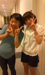 おかもとまり 公式ブログ/下北沢&メ〜テレ・王笑 画像2