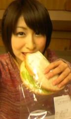 おかもとまり 公式ブログ/料理:夕食はサンドイッチ 画像1