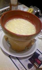 おかもとまり 公式ブログ/チーズフォンデュ 画像2