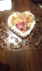 中川琴美 公式ブログ/ケーキ 画像1