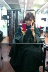 石堂優紀 公式ブログ/美容室なう 画像1