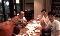 イワイガワ 公式ブログ/決起の食事会 画像1
