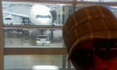 イワイガワ 公式ブログ/次男の空輸 画像1