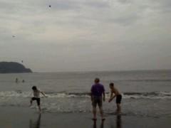 イワイガワ 公式ブログ/海のイェーイ 画像1