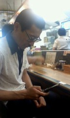 イワイガワ 公式ブログ/昼の麺 画像1