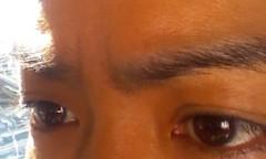 イワイガワ 公式ブログ/瞼の重み 画像1