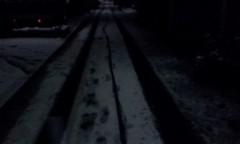 イワイガワ 公式ブログ/雪の降る街 画像1