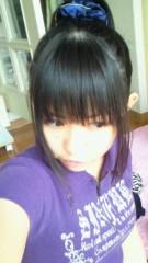 岡野裕子 公式ブログ/ポニーテールとシュシュ。 画像1
