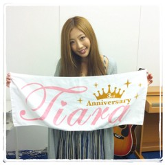 Tiara プライベート画像/Tiaraのアルバム ライブツアースタート!