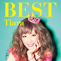 「Tiara BEST」通常盤