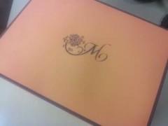大西千保 公式ブログ/ロールケーキの日!? 画像1