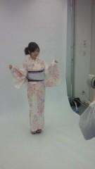 清乃 公式ブログ/夏を先取り☆浴衣を着たよ(>∀<*) 画像3