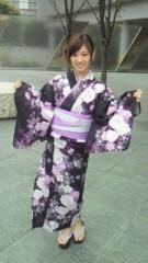 清乃 公式ブログ/夏を先取り☆浴衣を着たよ(>∀<*) 画像1