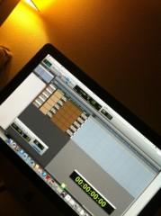 オーバービークル 公式ブログ/曲作り中 画像2
