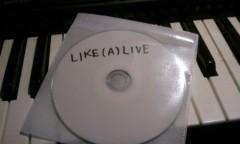 オーバービークル 公式ブログ/LIKE (A) LIVE 画像1