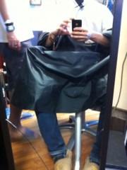 オーバービークル 公式ブログ/髪切ってます 画像1