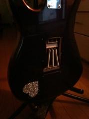 オーバービークル 公式ブログ/ギターのステッカー 画像2