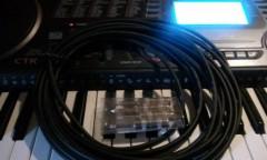 オーバービークル 公式ブログ/自作ケーブルができるまで。 画像1