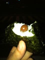 オーバービークル 公式ブログ/チョコボール+おにぎり 画像1