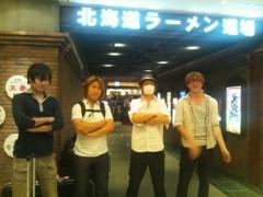 オーバービークル 公式ブログ/4人揃ったぁ!! 画像1