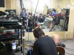 オーバービークル 公式ブログ/スタジオにて 画像1