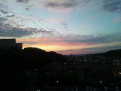 オーバービークル 公式ブログ/タマ 多摩 夕焼け 画像2