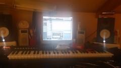 オーバービークル 公式ブログ/ギター録り録り。 画像1