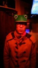 オーバービークル 公式ブログ/カエル 画像1
