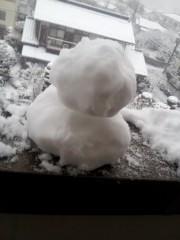 オーバービークル 公式ブログ/雪ダルマ 画像1